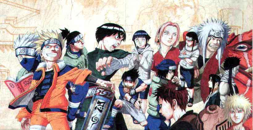 Gra Naruto